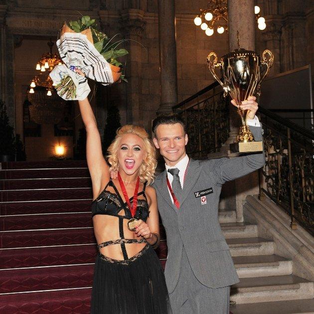 Let's dance 2016 Profi-Tänzer Garbuzov - Menzinger Europameister