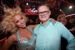 Let's dance am 11.3.2016 - Ausgeschieden Kathrin Menzinger und Ulli Potofski
