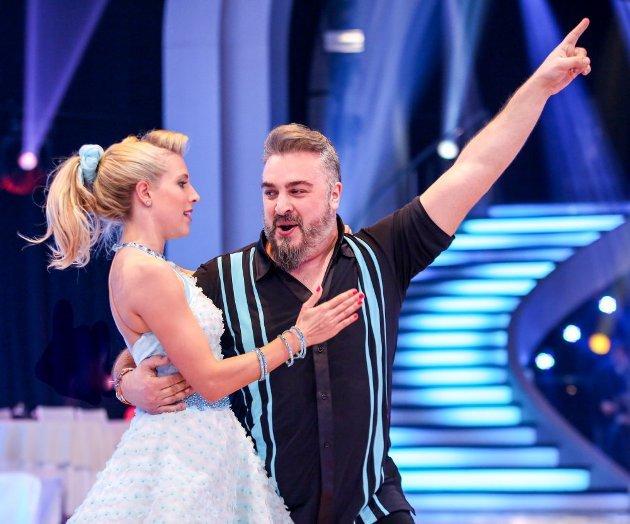 Maria Santner - Georgij Makazaria bei den Dancing Stars am 18.3.2016