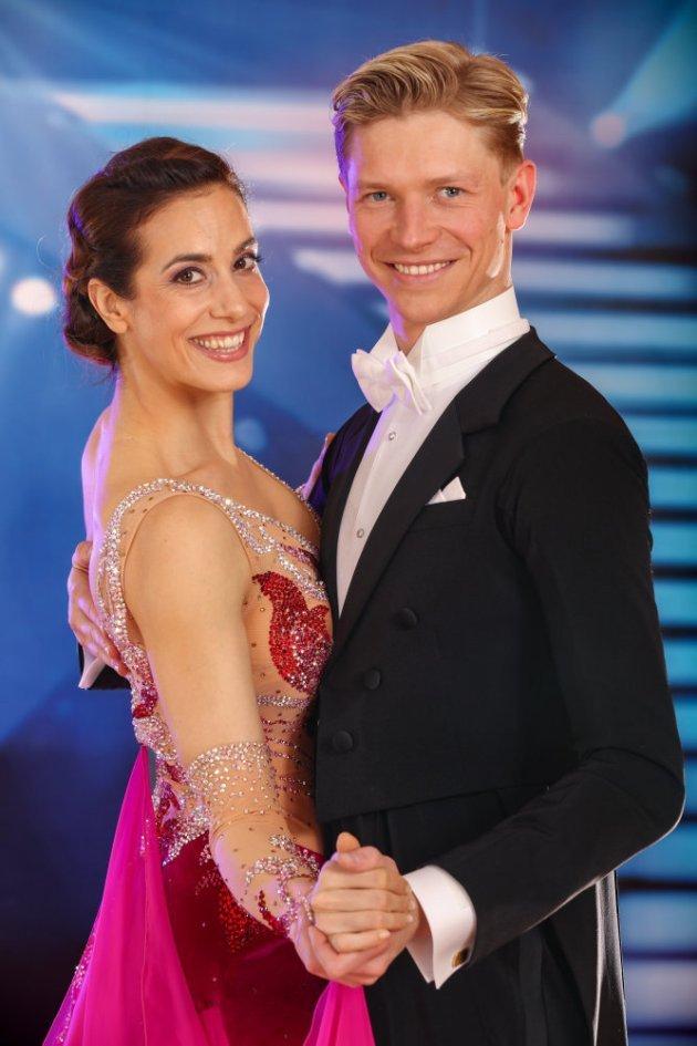 Paul Lorenz - Nina Hartmann Dancing Stars 2016 - 2. Show am 11.3.2016