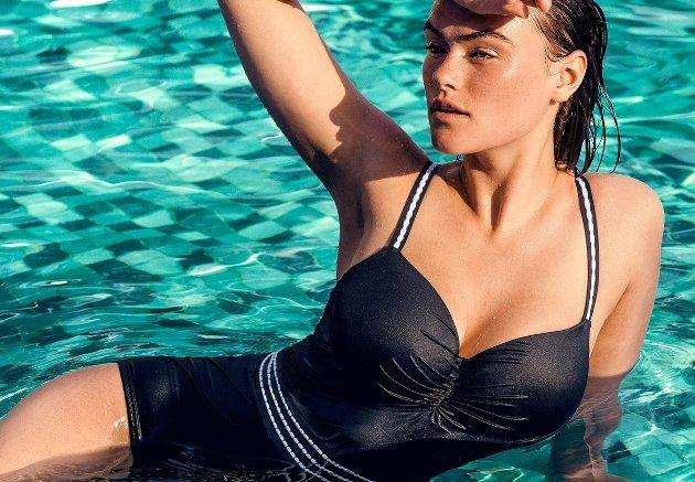 Sommermode 2016 Badeanzug PrimaDonna Swim Modell Croisette Farbe Midnight Blue