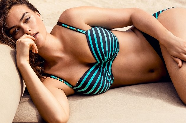 Sommermode 2016 Bikini PrimaDonna Swim Modell Puerto Rico, Farbe Mermaid