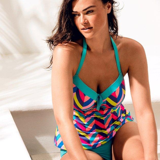 Tankini Bademode 2016 PrimaDonna Swim Model Smoothie, Farbe Mermaid