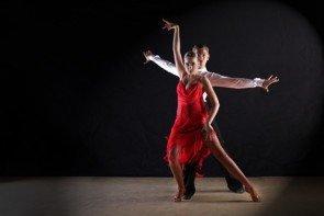 Tanzsport - Latein-Tanzpaar
