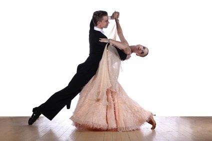 Tanzsport - Standard-Tanzpaar