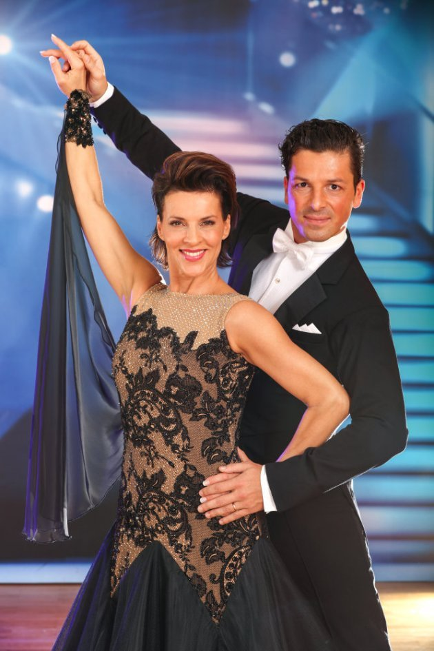 Thomas Kraml - Sabine Petzl Dancing Stars 2016 - 2. Show am 11.3.2016