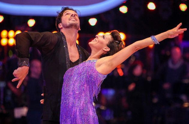 Thomas Kraml - Sabine Petzl bei den Dancing Stars am 18.3.2016