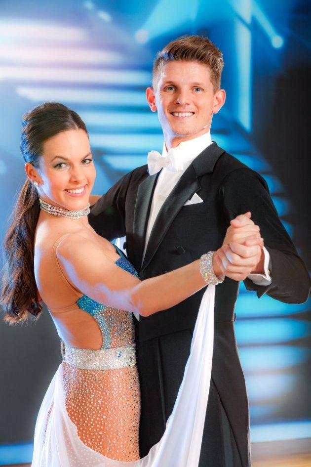 Thomas Morgenstern - Roswitha Wieland Dancing Stars 2016 am 18.3.2016