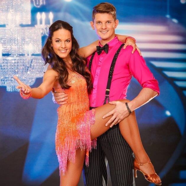 Thomas Morgenstern - Roswitha Wieland bei den Dancing Stars am 4.3.2016