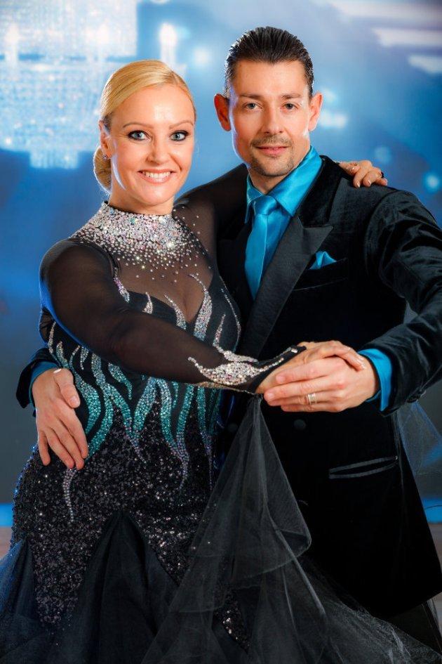 Verena Scheitz - Florian Gschaider Dancing Stars 2016 am 18.3.2016