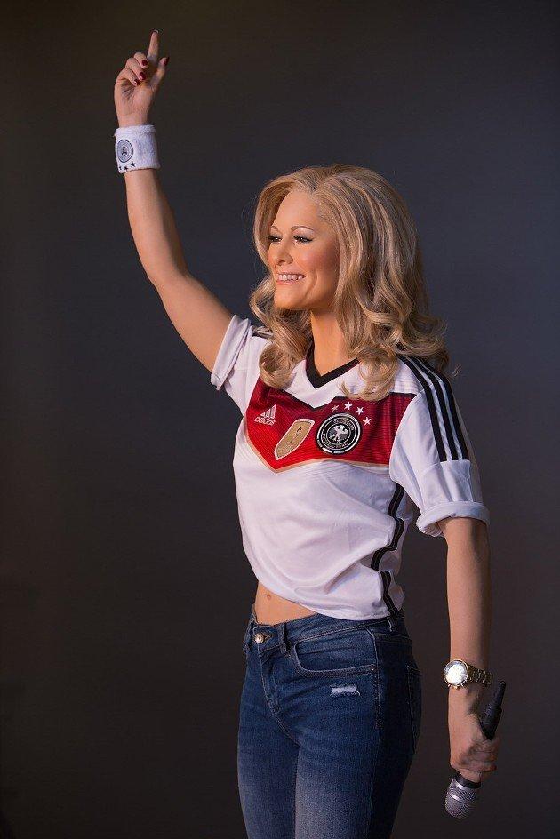Helene Fischer Schaumbad