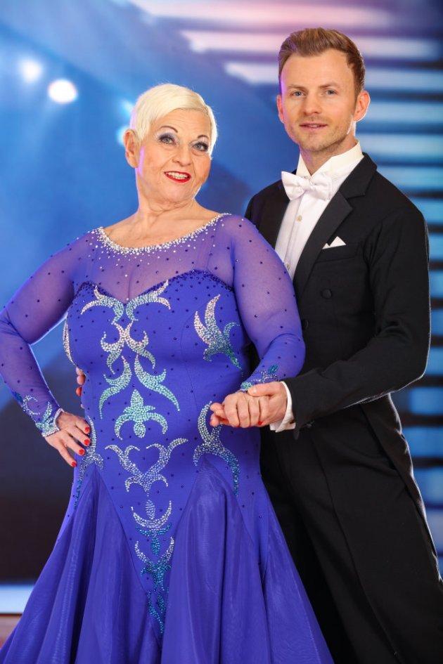 Willi Gabalier - Jazz Gitti Dancing Stars 2016 - 2. Show am 11.3.2016