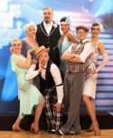 Dancing Stars 2016 Die magische(n) 7 am 8.4.2016, Tänze, Songs