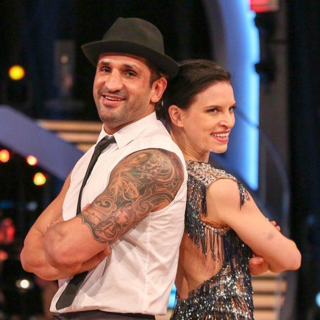 Dancing Stars 2016 am 1.4.2016 - Ausgeschieden Fadi Merza - Conny Kreuter