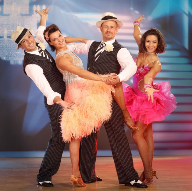Dancing With The Stars Group Mambo 2