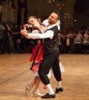 Danilo Campisi - Der Profi-Tänzer (u.a. Dancing Stars) - hier mit Julia Burghardt