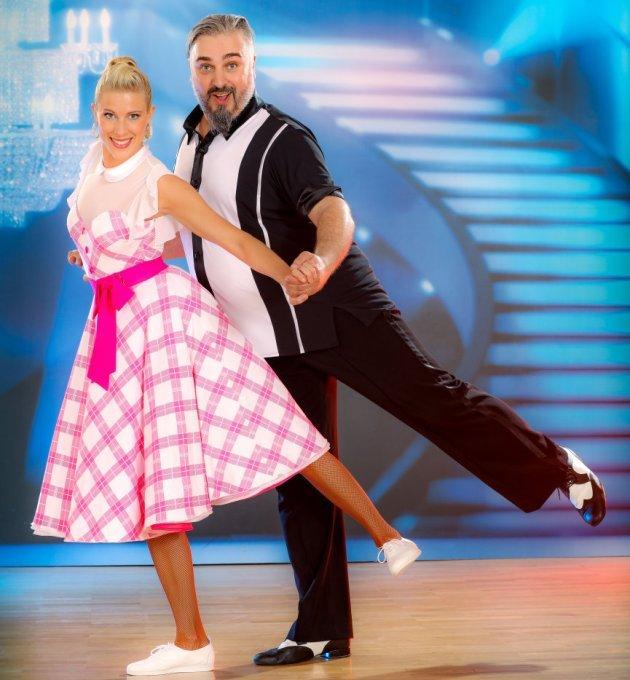 Georgij Makazaria - Maria Santner Dancing Stars 2016 am 29.4.2016 - Jitterbug