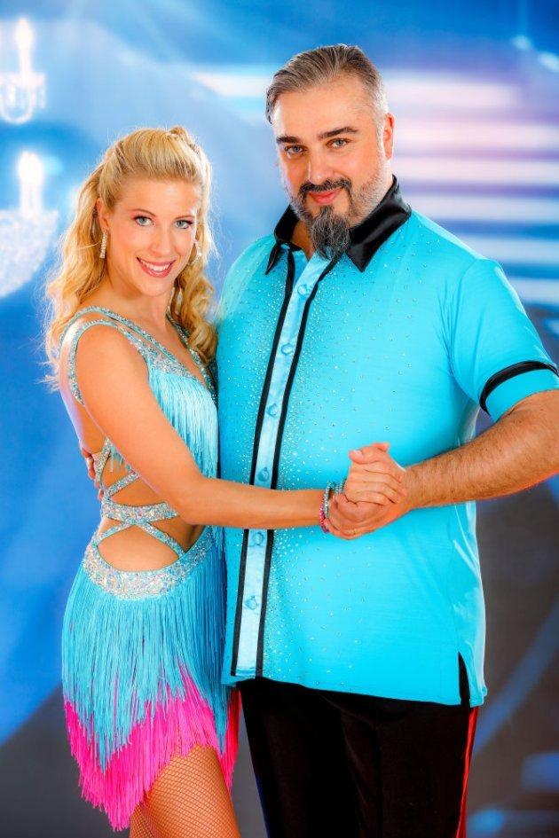 Georgij Makazaria - Maria Santner - Halbfinale Dancing Stars 2016 am 29.4.2016