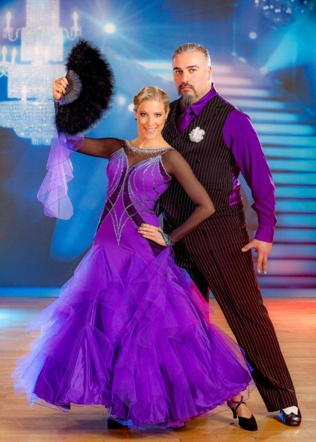 Georgij Makazaria - Maria Santner bei den Dancing Stars am 8.4.2016