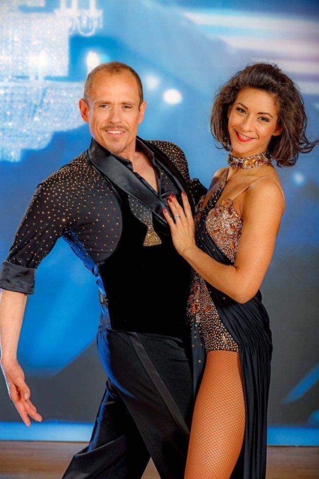 Gery Keszler - Alexandra Scheriau bei den Dancing Stars 2016 am 8.4.2016
