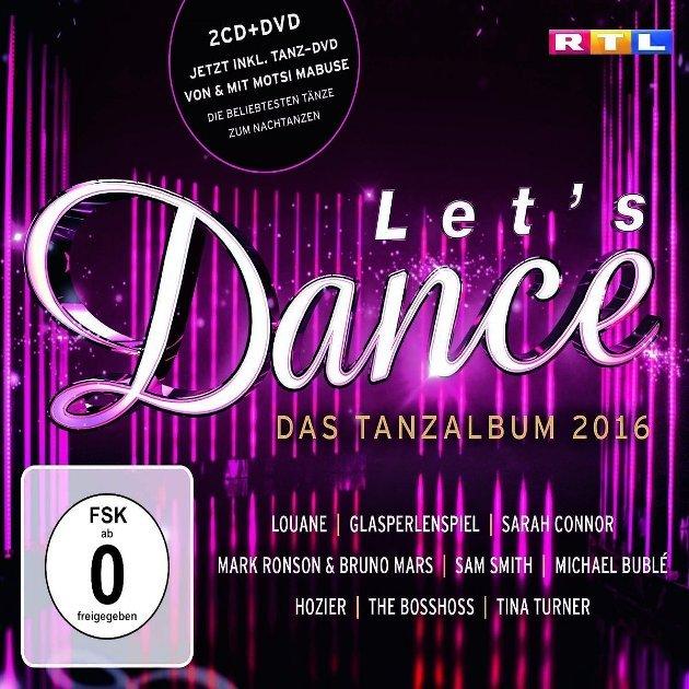 let s dance cd 2016 mit tanzkurs dvd von motsi mabuse. Black Bedroom Furniture Sets. Home Design Ideas