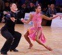 Marius-Andrei Balan - Khrstyna Moshenska für den DTV beim Grand Slam Wuhan 2016
