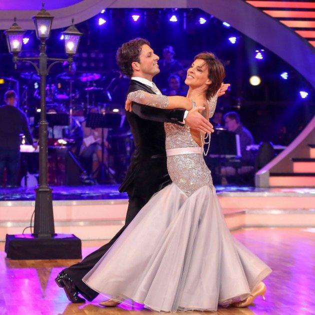 Sabine Petzl – Thomas Kraml bei den Dancing Stars 2016 22.4.2016