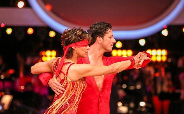 Sabine Petzl - Thomas Kraml bei den Dancing Stars am 1.4.2016