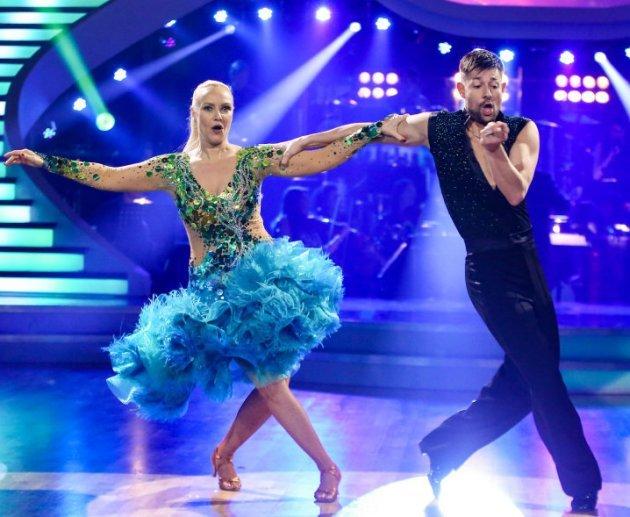 Verena Scheitz – Florian Gschaider Dancing Stars 2016 am 22.4.2016