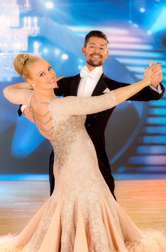 Verena Scheitz - Florian Gschaider - Halbfinale Dancing Stars 2016 am 29.4.2016