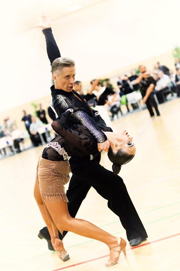 ÖStM 10 Tänze 2016 Platz 2 - Andrii Kamyshinyi -Karina Shpakovskaya