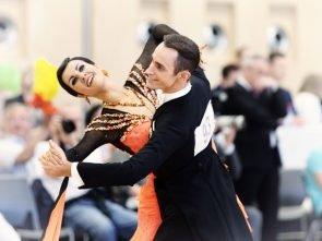 ÖStM 2016 Kombination - 10 Tänze - Österreichische Staatsmeister 2016 Klemens Hofer - Barbara Westermayer