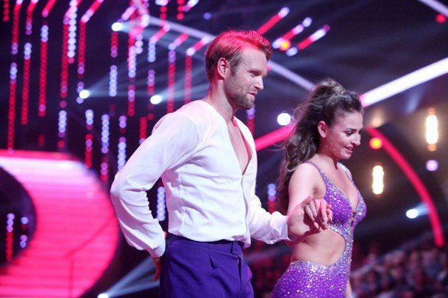 Ausgeschieden bei Let's dance 2016 am 20.5.2016 Julius Brink - Ekaterina Leonova