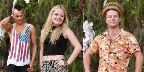 DSDS 2016 Finale am 7.5.2016 Wer wird Deutschlands neuer Superstar - Prince Damien, Laura van den Elzen oder Thomas Katrozan