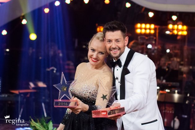 Dancing Stars 2016 Verena Scheitz - Florian Gschaider haben gewonnen