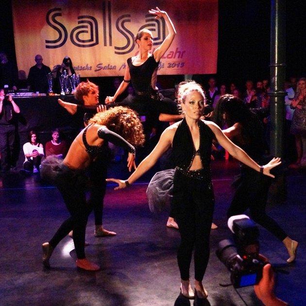 Deutsche Salsa Meisterschaft 2016 Salsa - Salsa Ladies - Ausschreibung