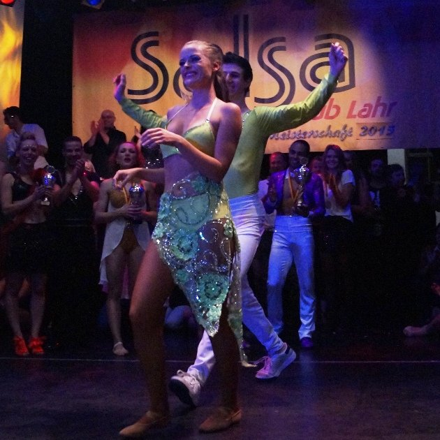 Deutsche Salsa Meisterschaft 2016 Salsa-Tanzpaare - Ausschreibung
