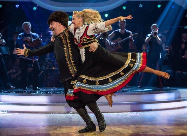 Georgij Makazaria - Maria Santner Dancing Stars 2016 Platz 3