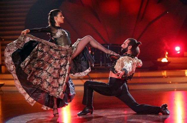 Let's dance 27.5.2016 - Jana Pallaske - Massimo Sinato