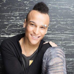 Prince Damien bei Let's dance am 13.5.2016 - Songs und Tänze am Freitag, den 13