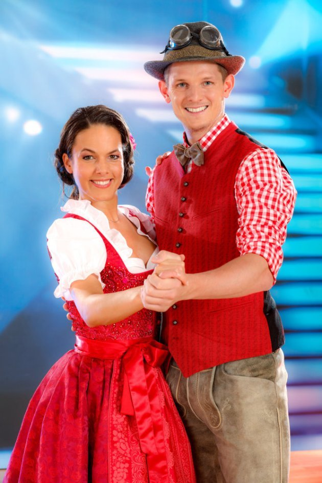Thomas Morgenstern - Roswitha Wieland - Finale Dancing Stars 2016 6.5.2016