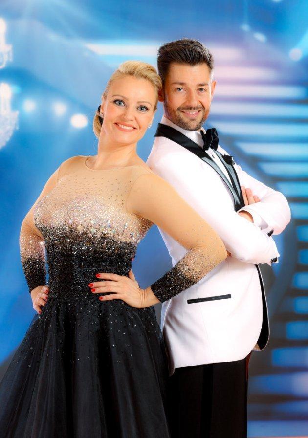 Verena Scheitz - Florian Gschaider im Finale Dancing Stars 2016 6.5.2016