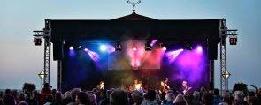 Blue Wave Festival Bühne Binz - Foto: © Uwe Arens