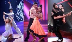 Finale Let's dance 2016 am 3.6.2016 Tanzpaare