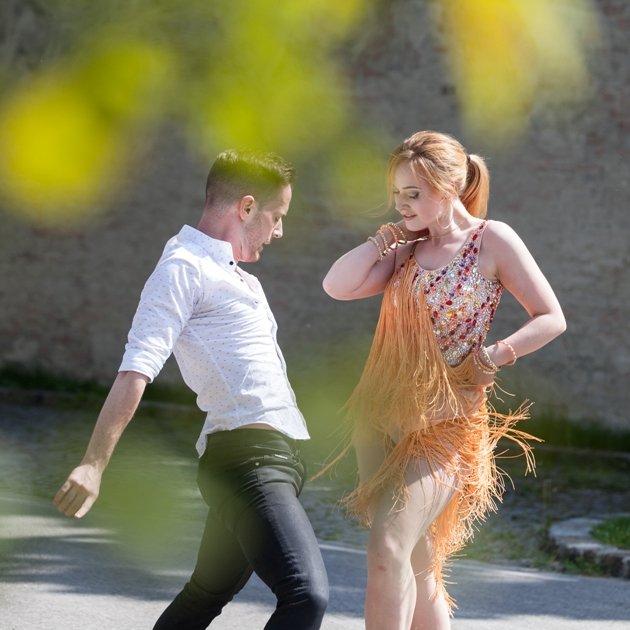 Florian Vana - Helene Buchner von der Tanzschule Kraml Wien