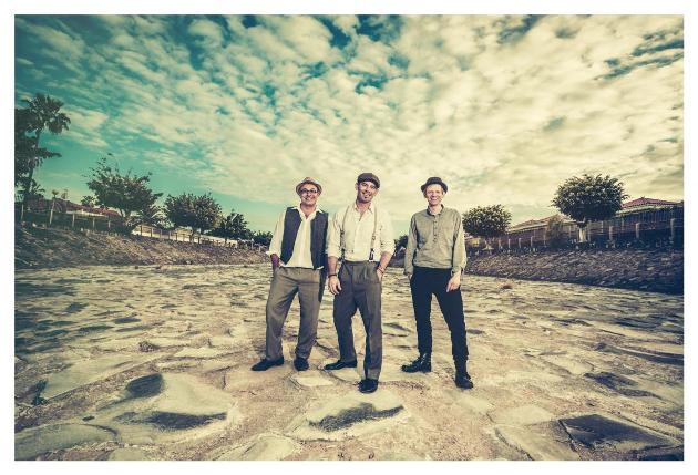 Marquess - Foto zur neuen CD Sol y Soul