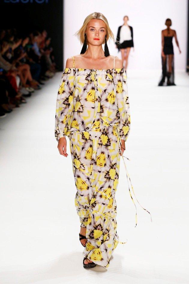 Mode von Laurel Sommer 2017 - MBFW Berlin - 03