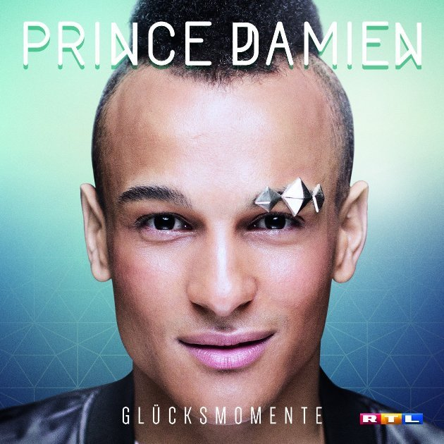 Prince Damien Gelungene CD Glücksmomente vom DSDS-Sieger