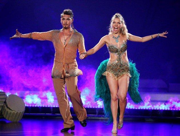 Victoria Swarovski - Erich Klann im Finale von Let's dance 2016