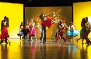 Argentina - Tanzfilm von Carlos Saura mit dem Ballet de Koki y Pajarin Saavedra